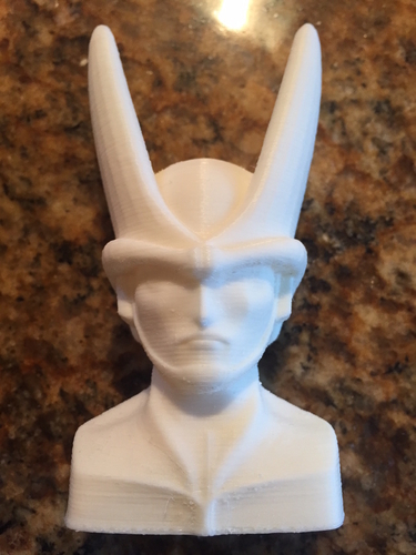 Perfect Cell Head Bust 3D Print 23646