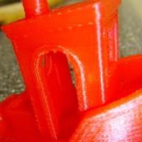 Small #3DBenchy - The jolly 3D printing torture-test 3D Printing 23937