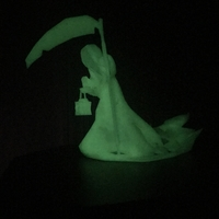 Small Digi-Reaper(blue screen of death) 3D Printing 24160