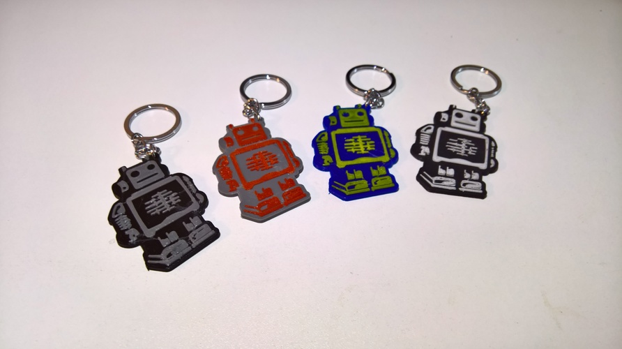 Ultimaker keychain 3D Print 24193