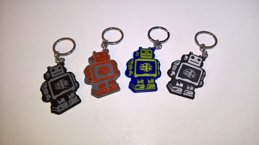 Ultimaker keychain 3D Print 24194
