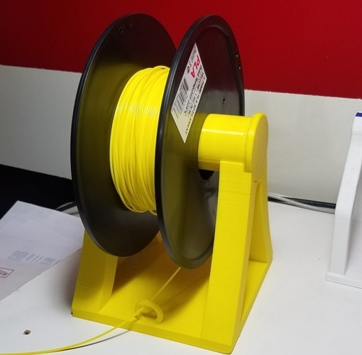 Another filament Spool holder 3D Print 24380