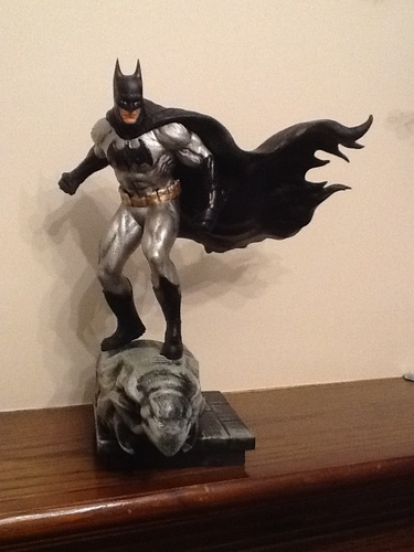 batman design 3D Print 24449