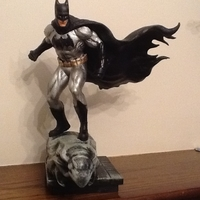 Small batman design 3D Printing 24449