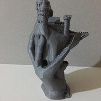 Small Abode of the Hand 3D Printing 24490