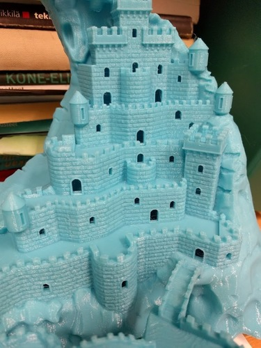 Fortress of the Crescent 3D Print 24519