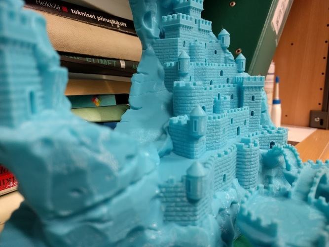 Fortress of the Crescent 3D Print 24520