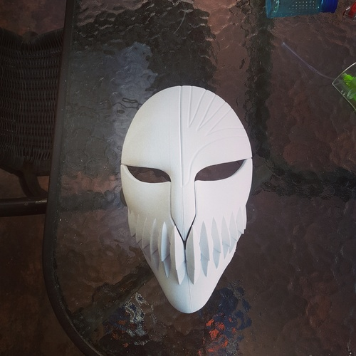 Bleach Mask 3D Print 24610