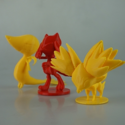 Pokèmon Action Figure Statue  3D Print 2467