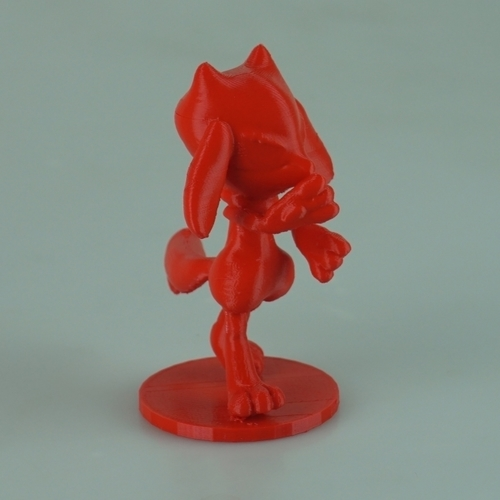 Pokèmon Action Figure Statue  3D Print 2468