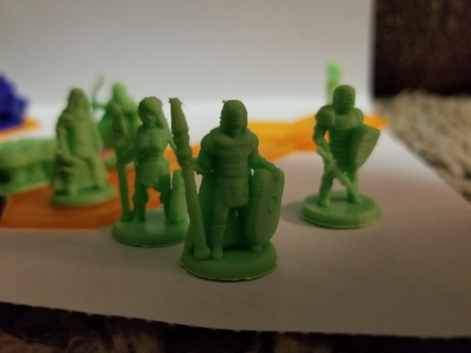 Pocket-Tactics: Core Set 1 (Fourth Edition) 3D Print 24807