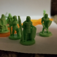 Small Pocket-Tactics: Core Set 1 (Fourth Edition) 3D Printing 24807