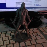 Small Faceless V2 3D Printing 24950