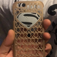 Small Kryptonian - iPhone 6/6s case 3D Printing 25003