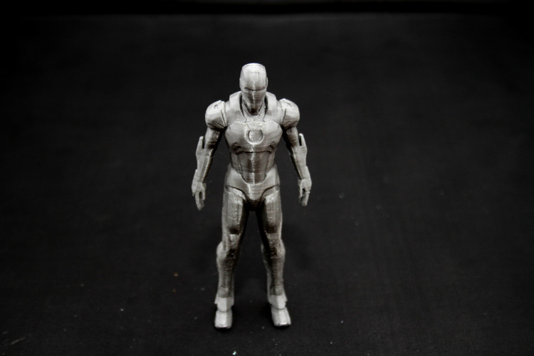 Iron Man Mark 7 3D Print 25008