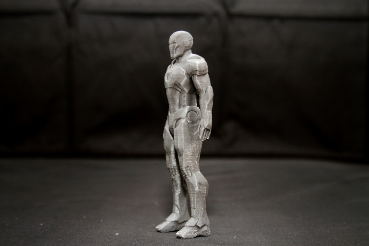 Iron Man Mark 7 3D Print 25010