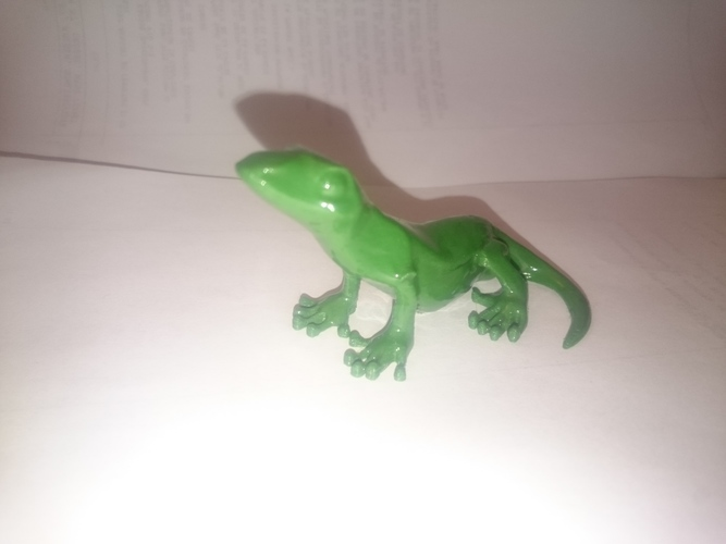 Little Lizard 3D Print 25104