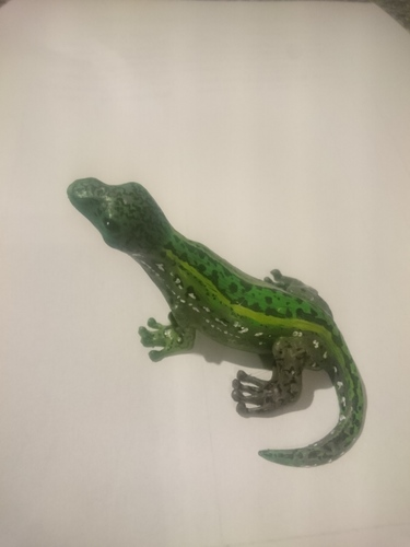 Little Lizard 3D Print 25105