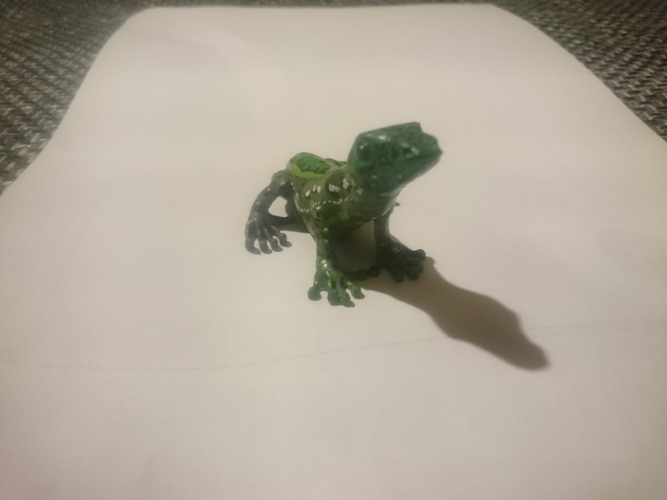 Little Lizard 3D Print 25106