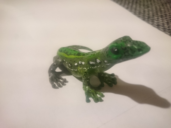 Little Lizard 3D Print 25107