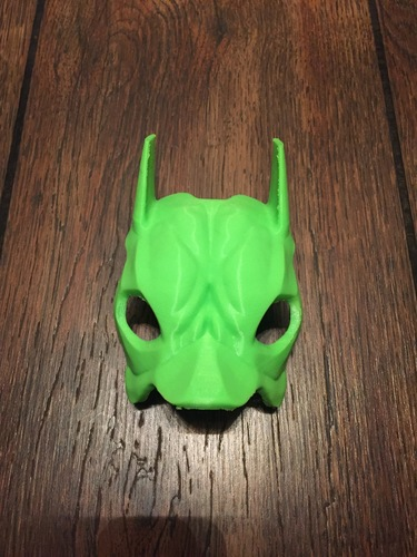 Bat Beagle Mask 3D Print 25109