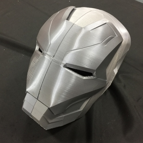 Iron Man Mark 46 Helmet (Captain America Civil War) 3D Print 25192