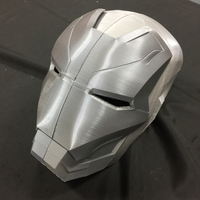 Small Iron Man Mark 46 Helmet (Captain America Civil War) 3D Printing 25192