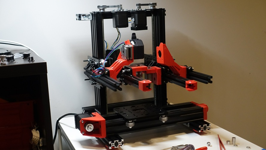 Openbuilds Y bed assembly compact 3D Print 25286