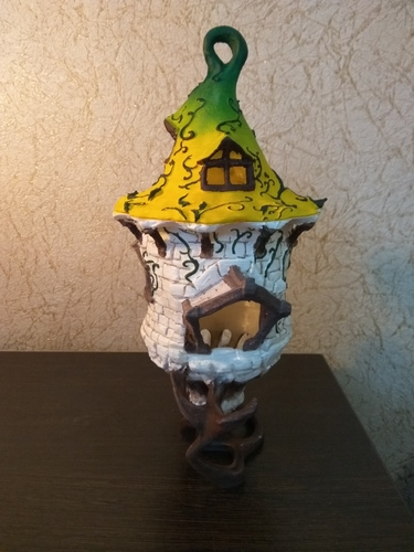 BIRDHOUSE - 3 PIECES 3D Print 25315