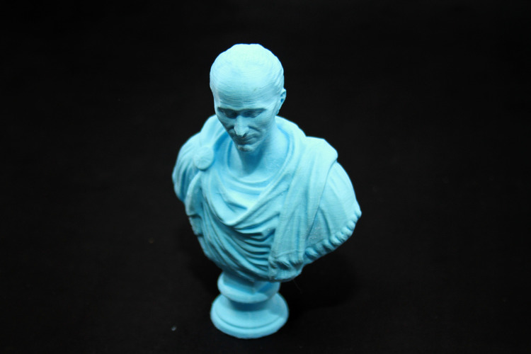 Julius Caesar (scan the world) 3D Print 25333