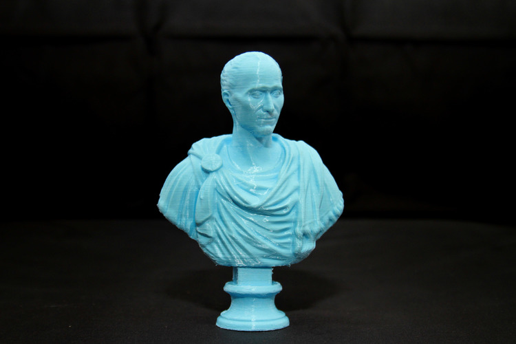 Julius Caesar (scan the world) 3D Print 25334