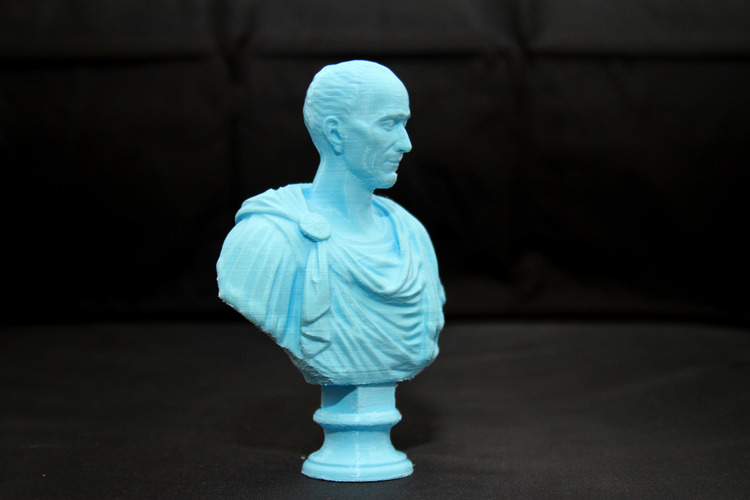 Julius Caesar (scan the world) 3D Print 25335