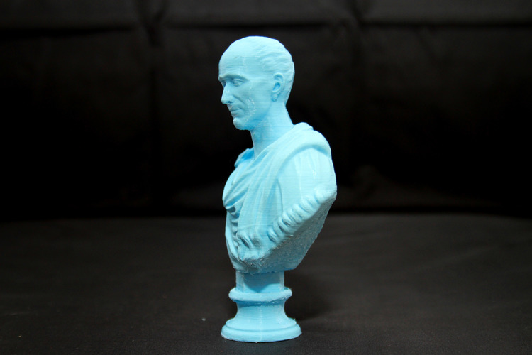 Julius Caesar (scan the world) 3D Print 25337