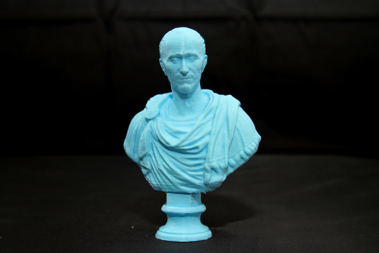 Julius Caesar (scan the world) 3D Print 25338