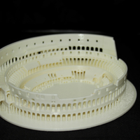 Small Colosseum 3D Printing 25358