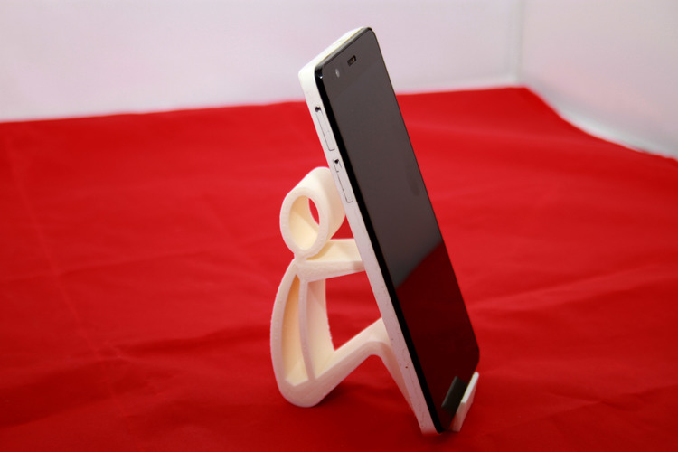 Phone holder Phone stand 3D Print 25371