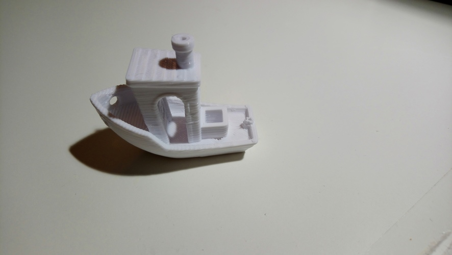 #3DBenchy - The jolly 3D printing torture-test 3D Print 25404