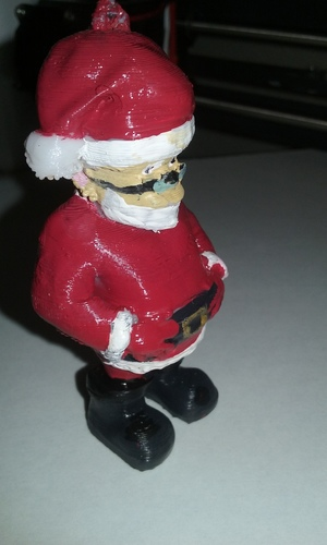 The Elf aka Little Helper Ornament 3D Print 25486