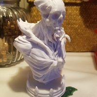 Small Cthulu Soldier 3D Printing 25556