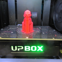 Small Supreme Leader Snoke 3D Printing 25827
