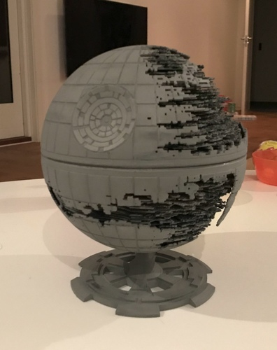 Star Wars Death Star 3D Print 25975