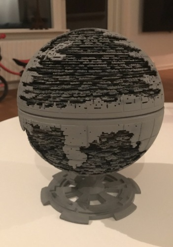Star Wars Death Star 3D Print 25976