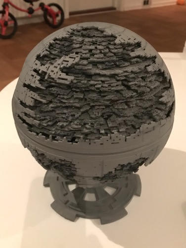 Star Wars Death Star 3D Print 25977