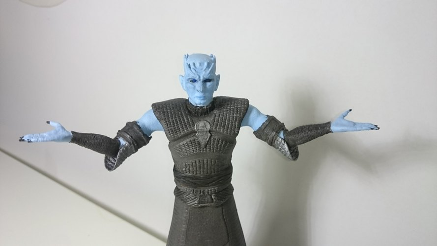 Night King standing 3D Print 26179