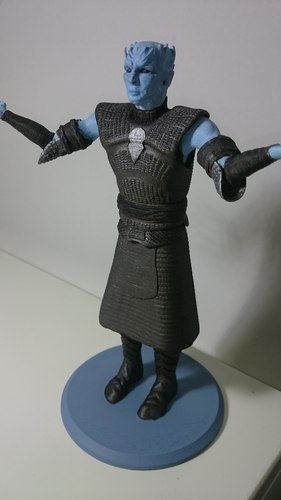 Night King standing 3D Print 26184