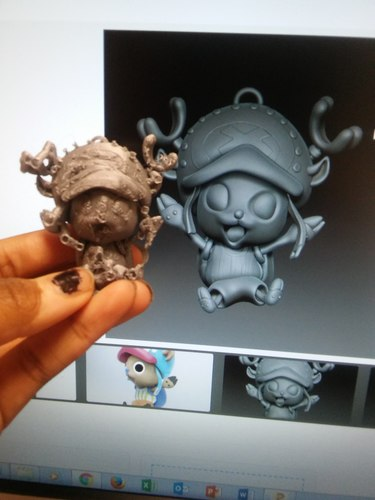 Tony Tony Chopper  3D Print 26204