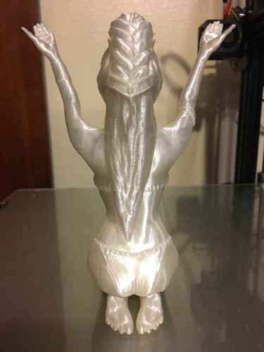 The Sorceress 3D Print 26271