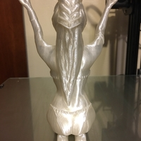 Small The Sorceress 3D Printing 26271