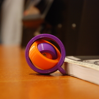 Small gyroscope  3D Printing 26412