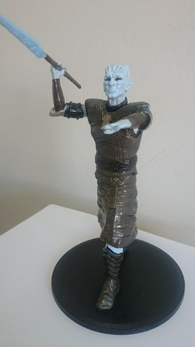 Night King Pole Pose 3D Print 26434